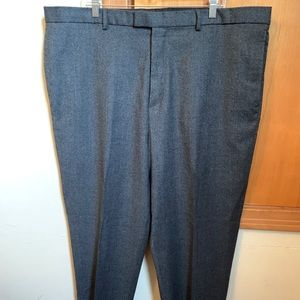 Banana Republic Stretch Wool Trousers 42x32